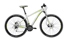 Ghost SE 2920 light grey/grey/lime green